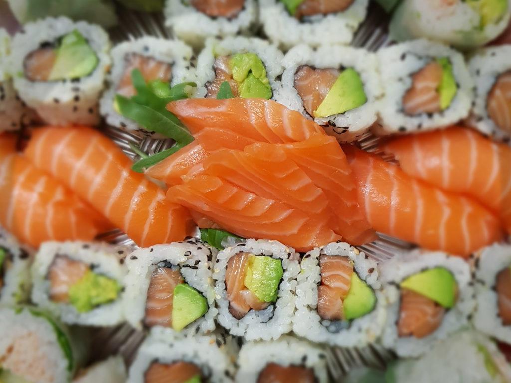 le meilleur des sushis à la carte