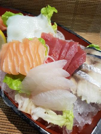 plateau de sashimi moriawase